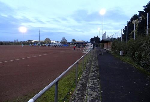 Weiß Blau Urfeld v SG Erfthöhen at Aschenplatz Urfeld
