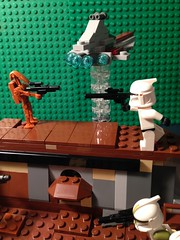 Battle front Moc on Genosis by nick.productions