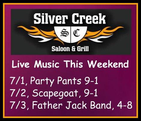 Silver Creek 7-1-16