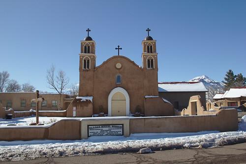 Old San Miguel Mission, Socorro, NM