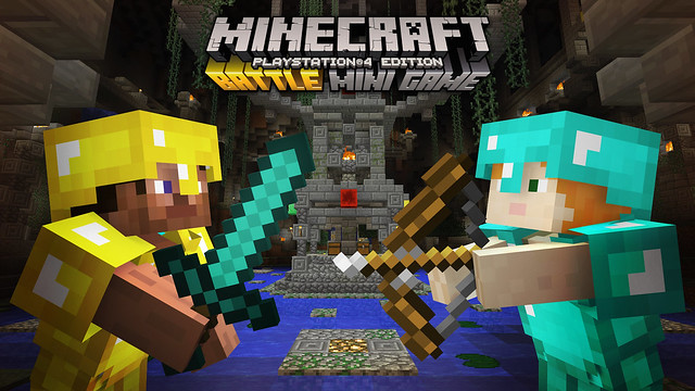 Minecraft: Battle Mini Game