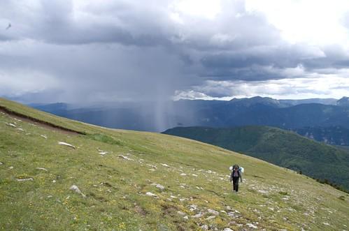 Randonnée pointe de Sangaris