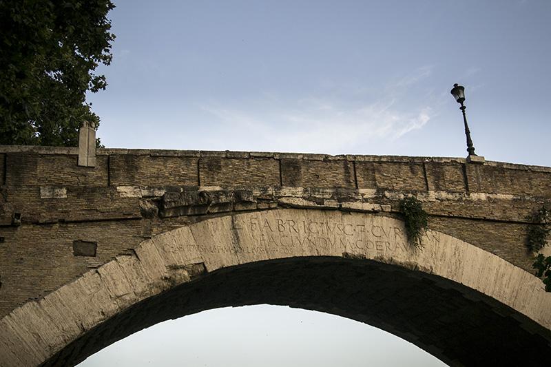 Rome Ponte Fabricio