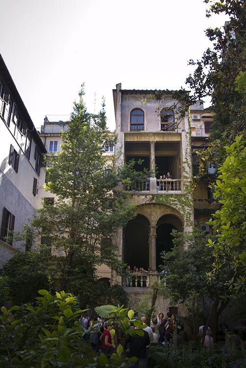 Palazzo Capponi Antonelli - Roma