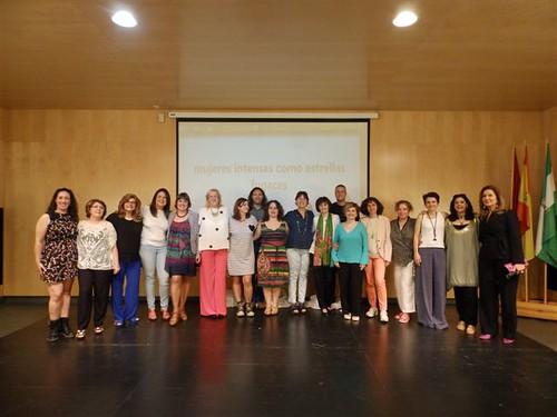 Clausura de los cursos y talleres Aprendiendo Juntas Delegación de Igualdad
