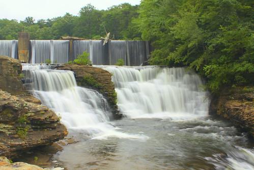 Upper DeSoto Falls & Dam