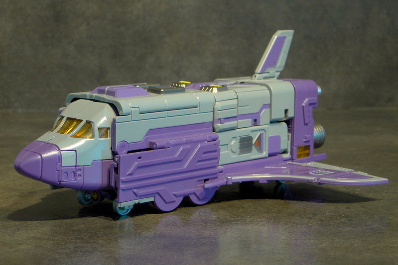 [Machine Boy/Fancy Cell Toys] Produit Tiers - FC-X01 Transportation Captain - aka Astrotrain 28048721691_3e24878ebf_c