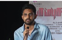 Balaji Mohan – we are getting good responses for our first look Maari