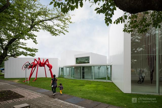 aTTA and Towada Art Center (十和田市現代美術館)