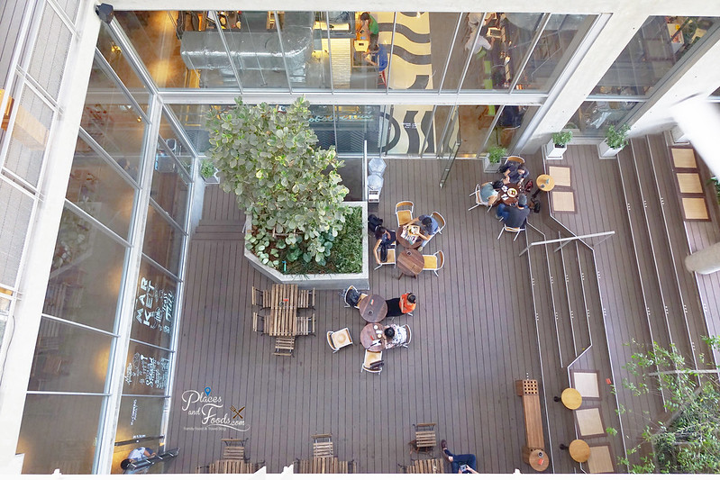 the commons thonglor top view