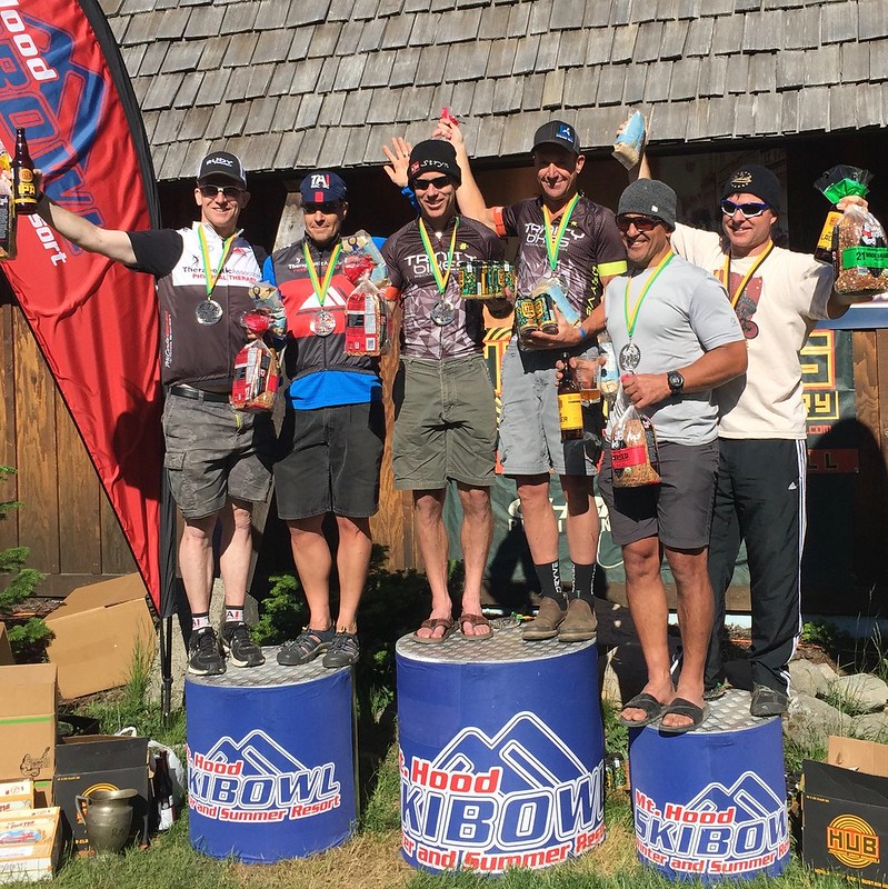 Six Hours of Mt Hood 2016 - Podiums & Post-Race Social