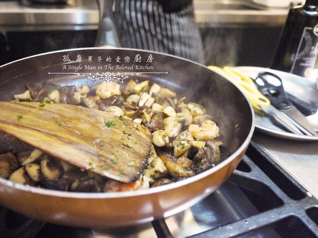 孤身廚房-夏廚工坊賞味班-Marco老師的《地中海超澎湃視覺海鮮》78