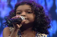 Super Singer Junior – Poo Pookum Osai by SSJ02 Angeline