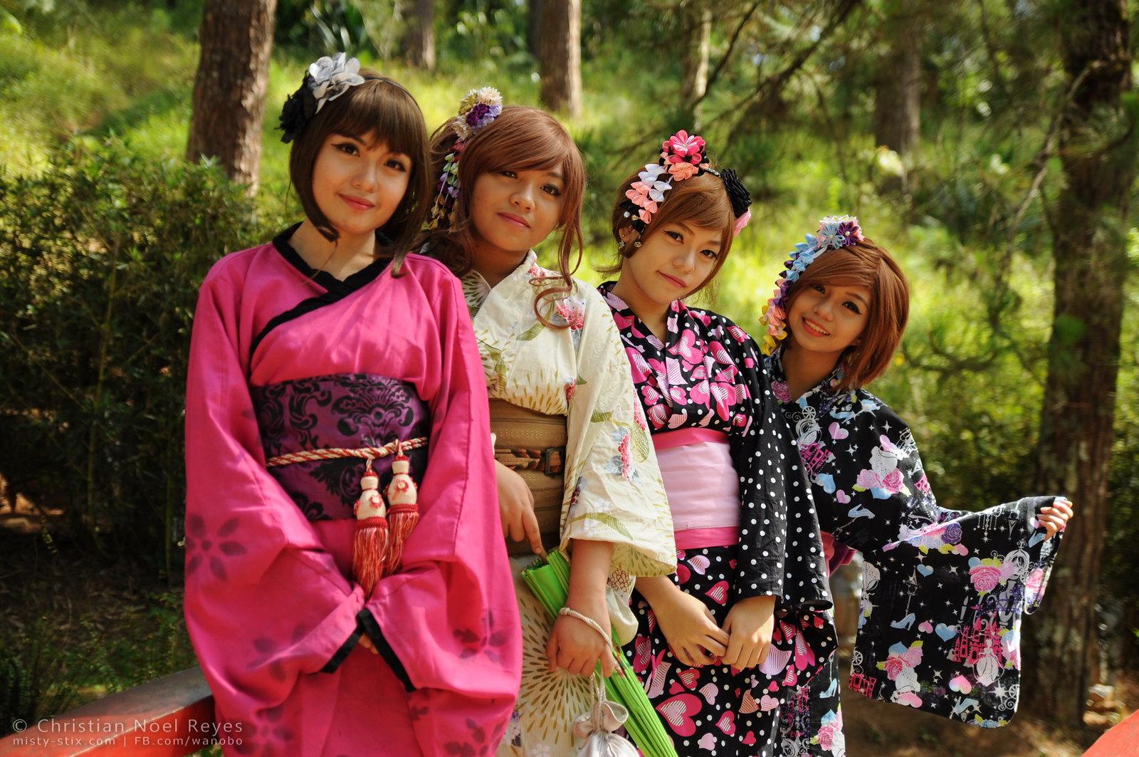 Yukata - Japanese Garment