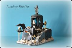 Defending the ruins on Rhen Var by [LegionDude] ಠ_ಠ