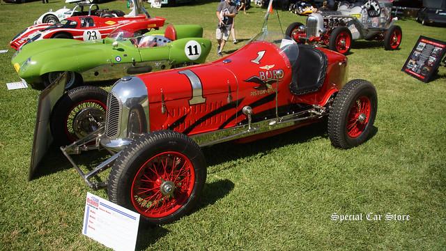 1934 Miller Burd at Steve McQueen Car Show 2016