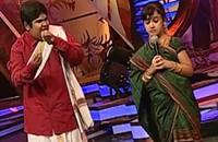 Aduthathu Ambujatha Paathela by SSJ03 Spoorthi and SSJ04 Bharath