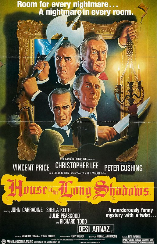 House of Long Shadows - Poster 1