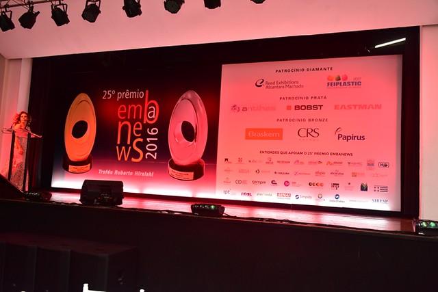 25º Prêmio Embanews 2016