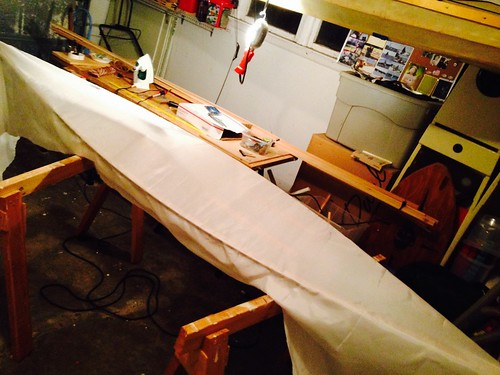 kidyak kayak progress