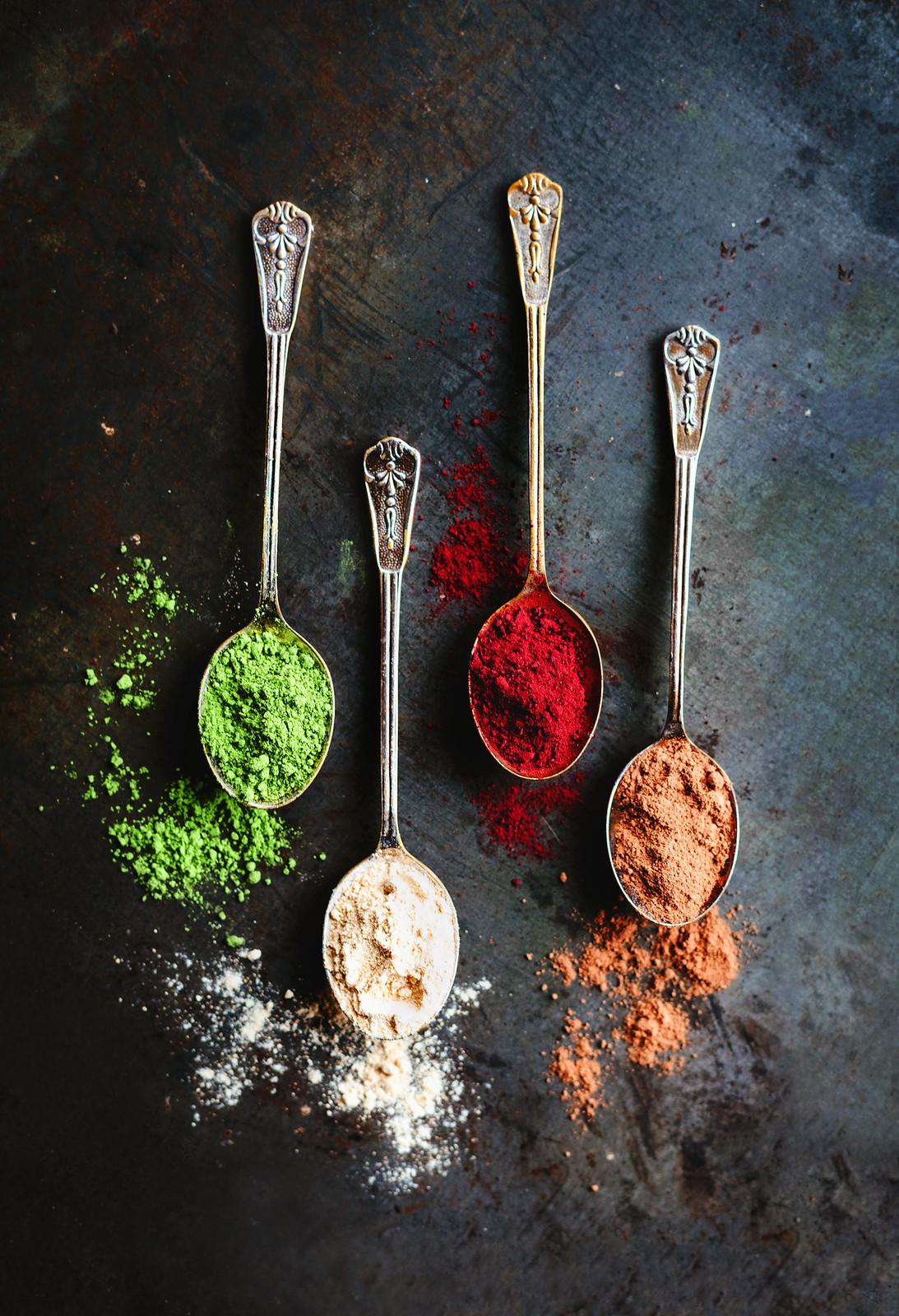 Superfood-pulver från Kryddtorget.se - Evelinas Ekologiska