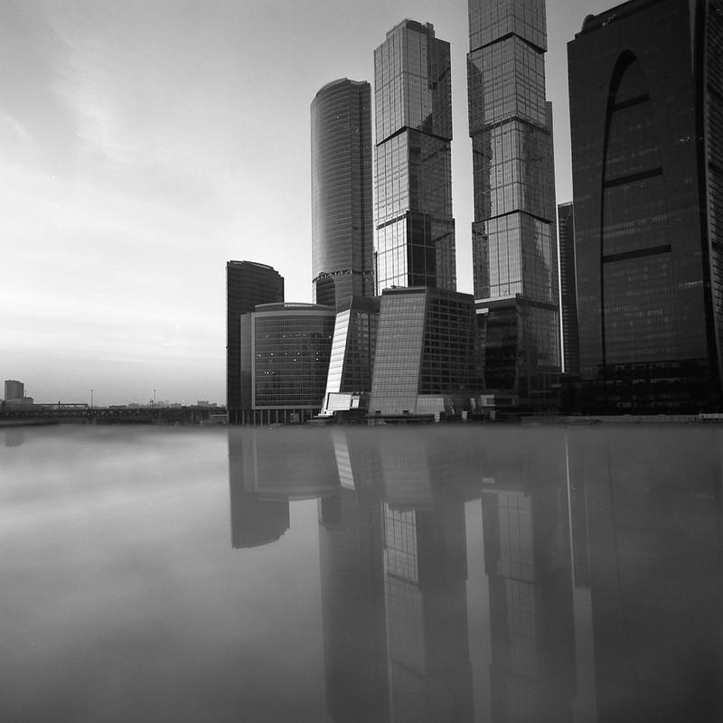 Moscow City, nov 14