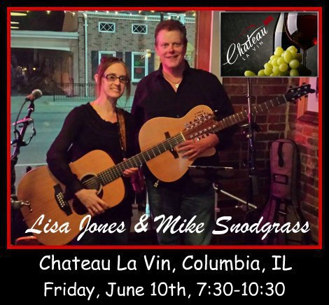Lisa Jones & Mike Snodgrass 6-10-16