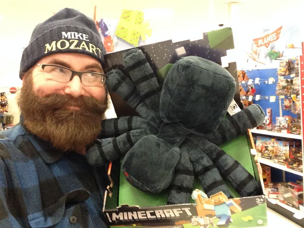 Minecraft Plush Toys uk Minecraft Plush Toy Spider