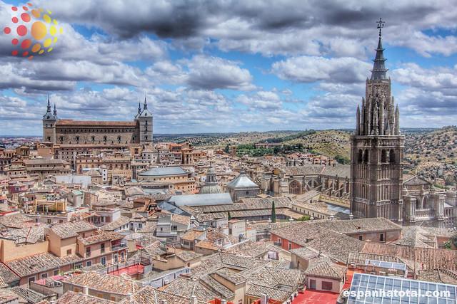 bate-voltas a partir de Madri: Toledo