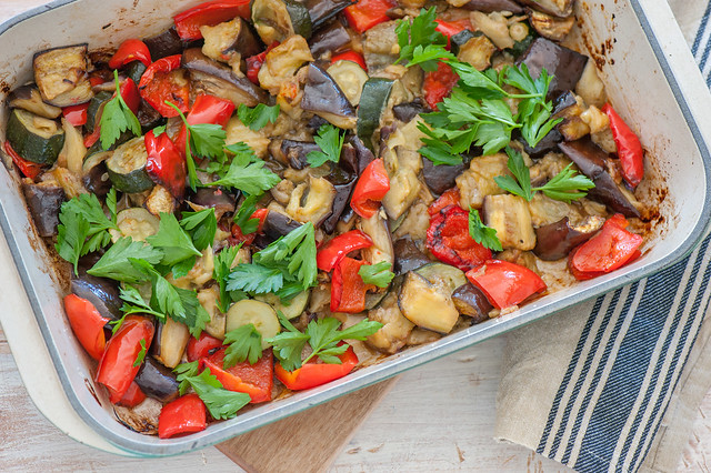 1-Dish Ratatouille