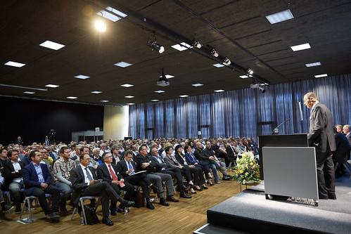 eev-Generalversammlung 2016 in St. Gallen | Assemblée générale de l'aae 2016 à St-Gall