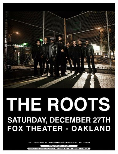 The Roots at The Fox Theater
