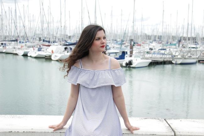 romantic_sailor_robe_bardot_epaules_denudees_blog_mode_la_rochelle_5