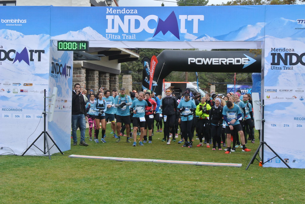 INDOMIT Ultra Trail Mendoza 2016