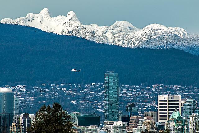 Sky Pilot ~ Vancouver, BC