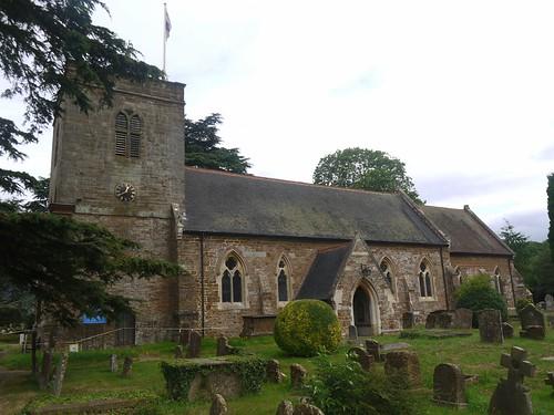 Priors Marston Church