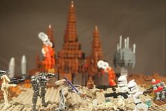 Star Wars Battlefront- Geonosis Galactic Conquest by Brickwielder