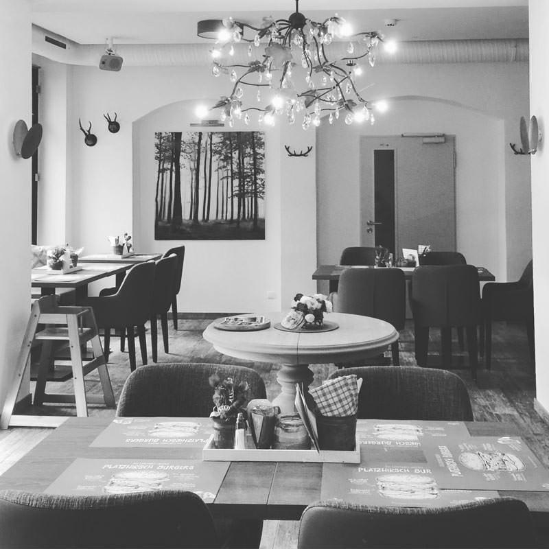 """Restaurant """"Platzhirsch"""""""