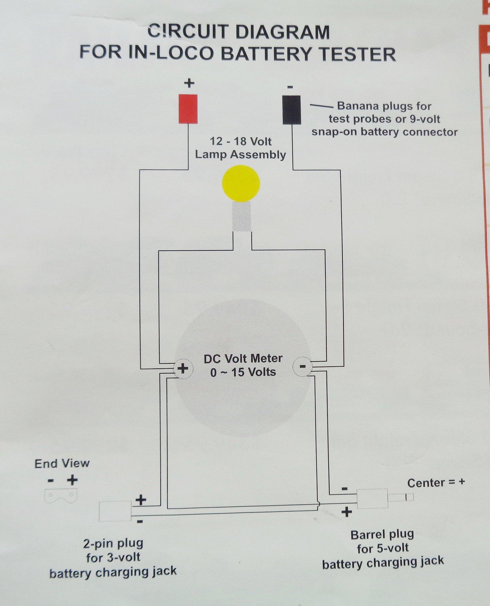 9 Volt Battery Circuit Diagram Wiring Library 9v Led