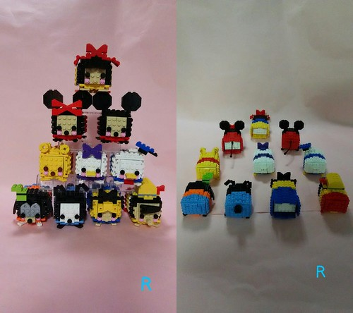 LEGO Disney Character Mickey Mouse