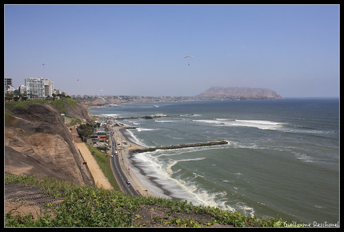 Lima, cote Pacifique