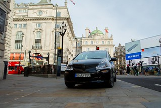 Opel Ampera-e: London-Paris in einem Rutsch
