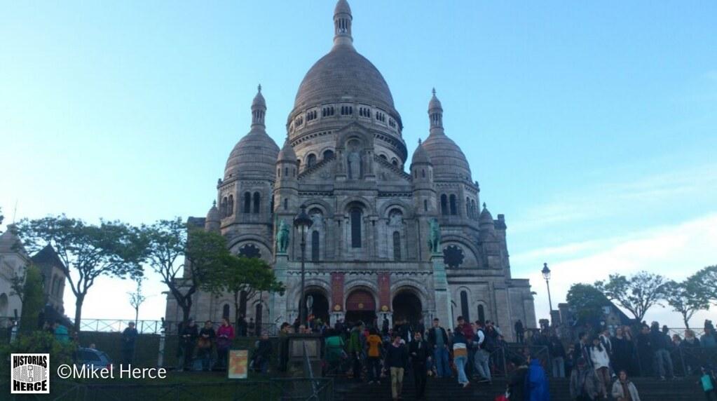92. Basilica del Sagrado Corazón - París