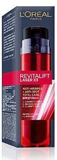 Best Face Serum for Oily skin and Dry skin in India #6 -  L'Oreal Paris Dermo Expertise Revitalift Laser Total Care Face Serum