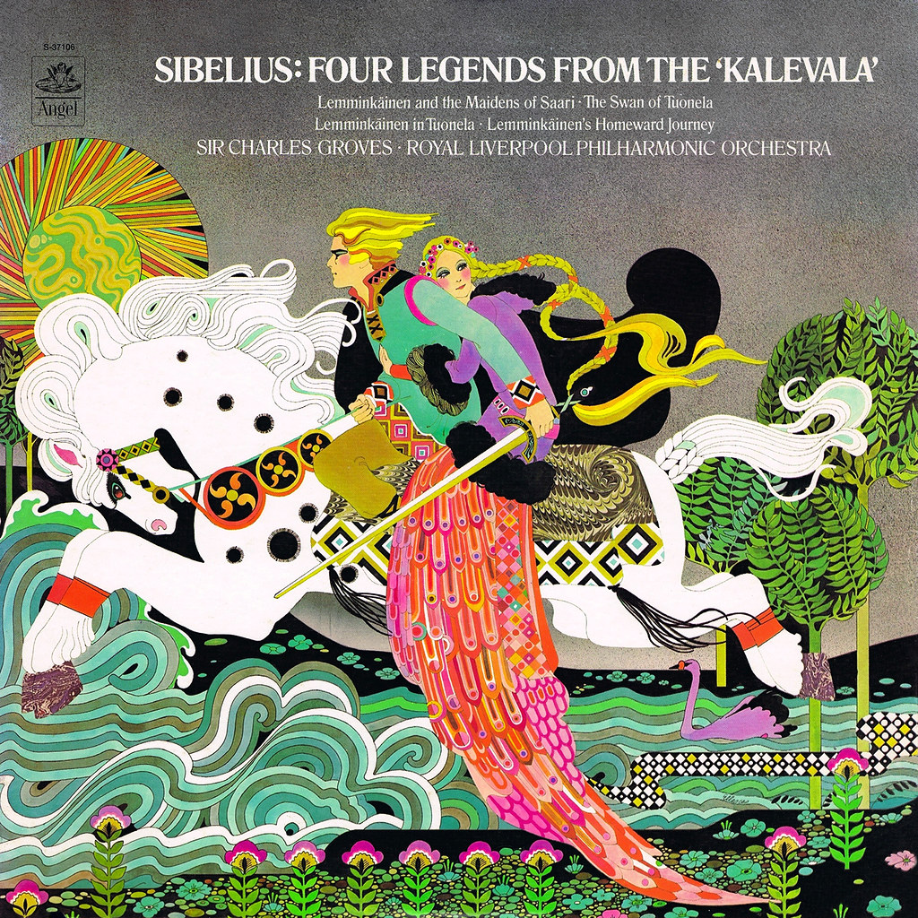 Jean Sibelius - Four Legends from the Kalevala