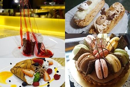 ▋台北甜點推薦▋安娜可可法式拉糖甜點Anna Cocoa Art~視覺上的饗宴味蕾上的享受