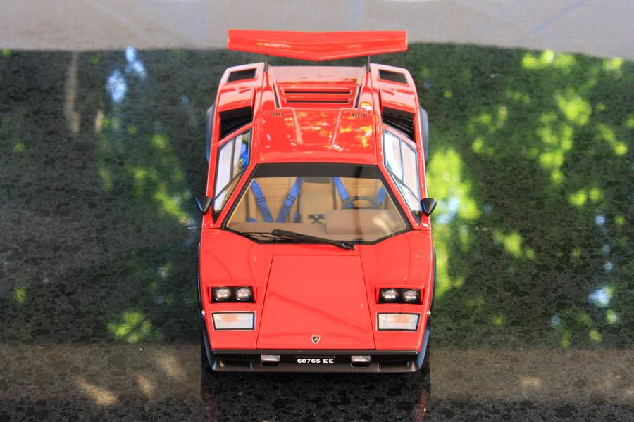 Autoart 1 18 Lamborghini Countach Lp500s Red Lamborghini
