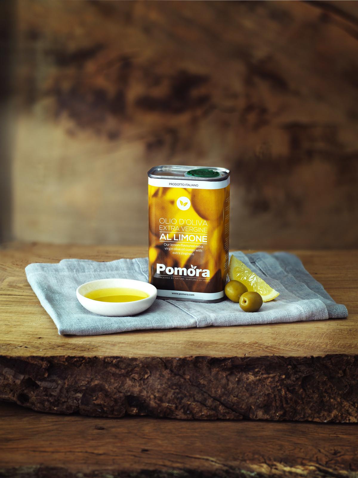 Pomora Olio al Limone Photo