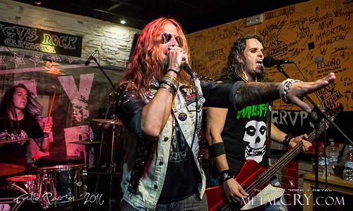 JOLLY JOKER- D.D.Fest, Sala AngusRock(Cartagena) 1/10/2016
