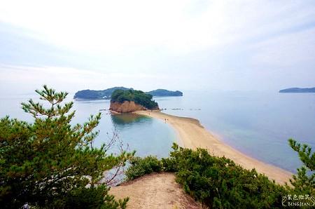 ▋日本四國▋瀨戶內海藝術季 高松-小豆島交通和隨潮水起落的天使步道